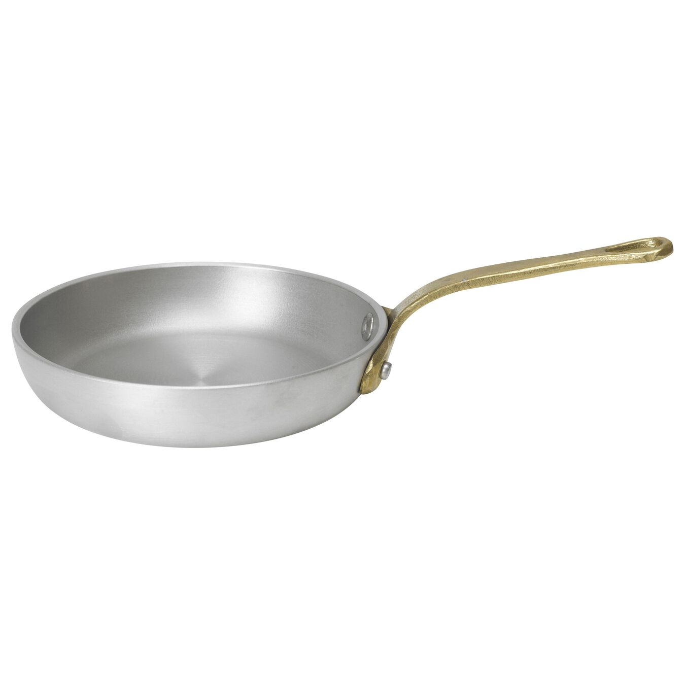2-pc, Aluminum, Frying pan set,,large 2