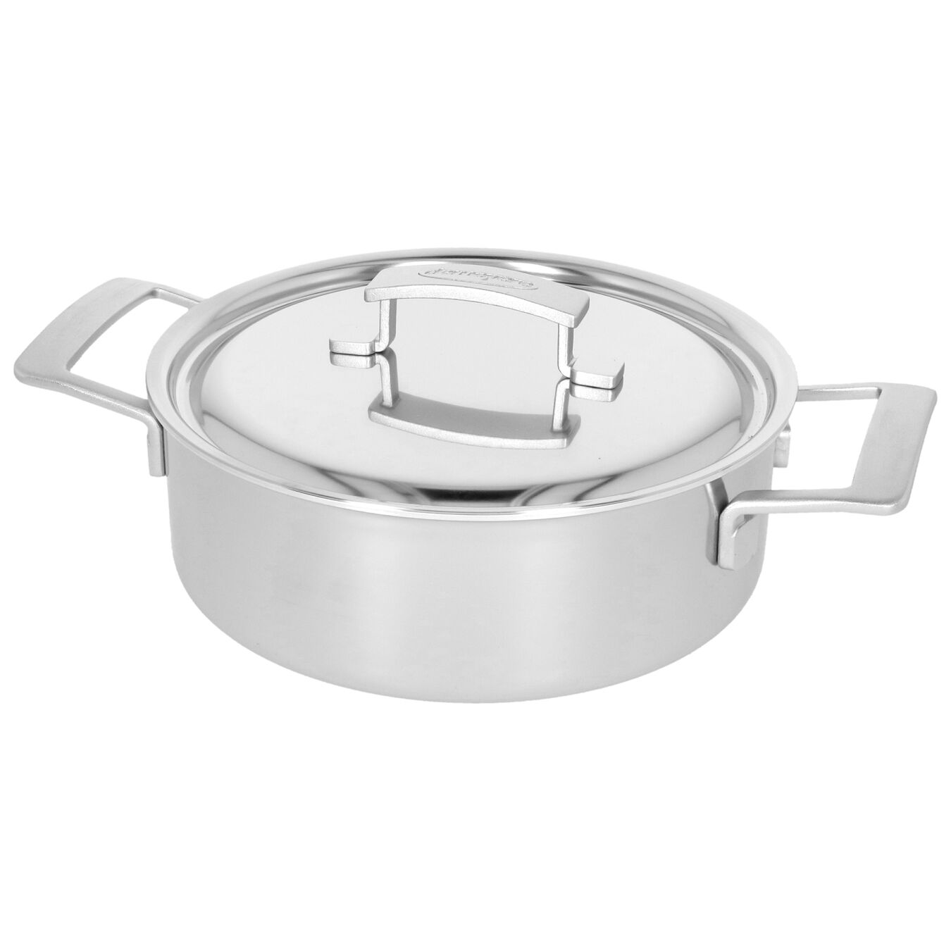 4 qt, 18/10 Stainless Steel, Stew pot with lid,,large 3