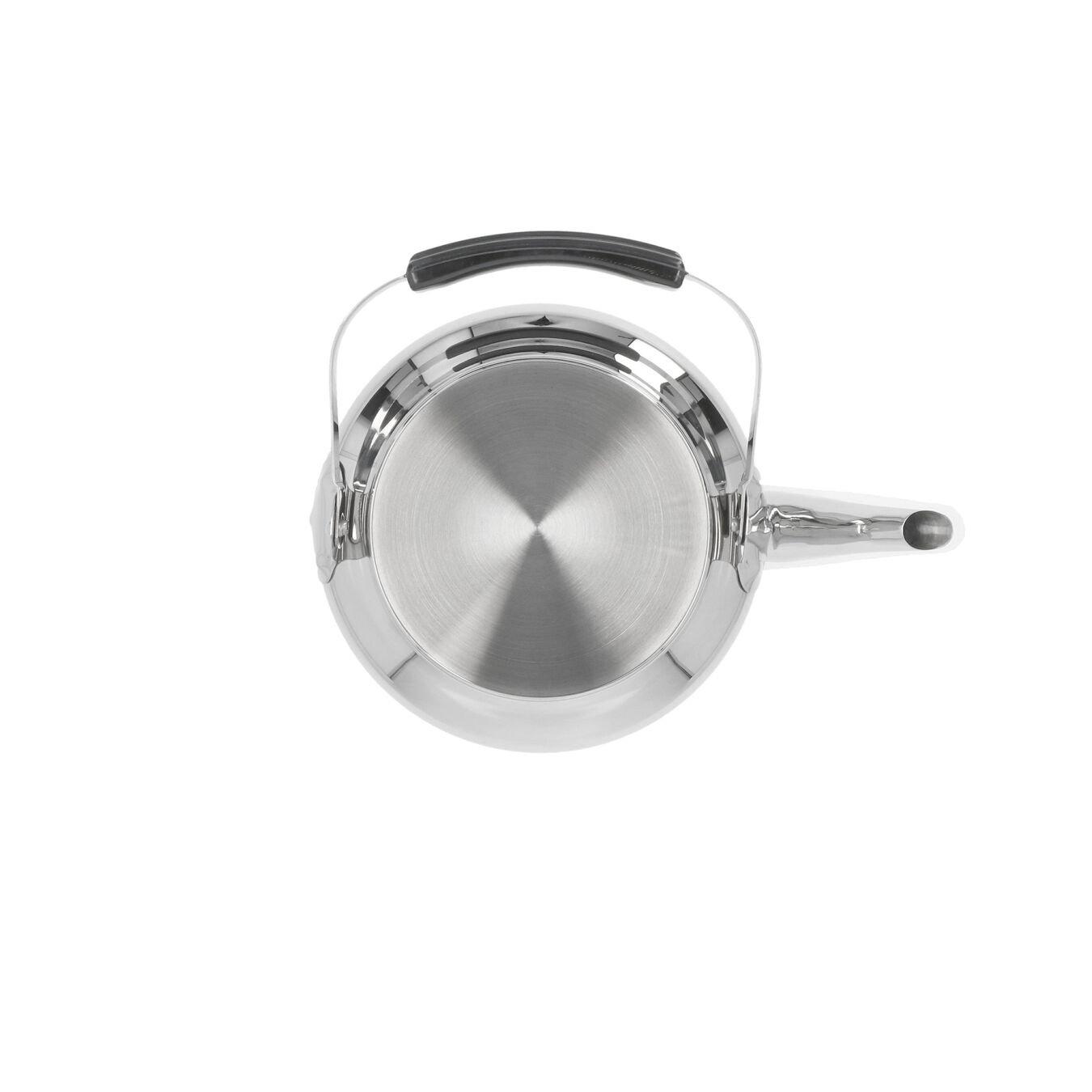 Bouilloire 15 cm, Inox 18/10, Argent,,large 6