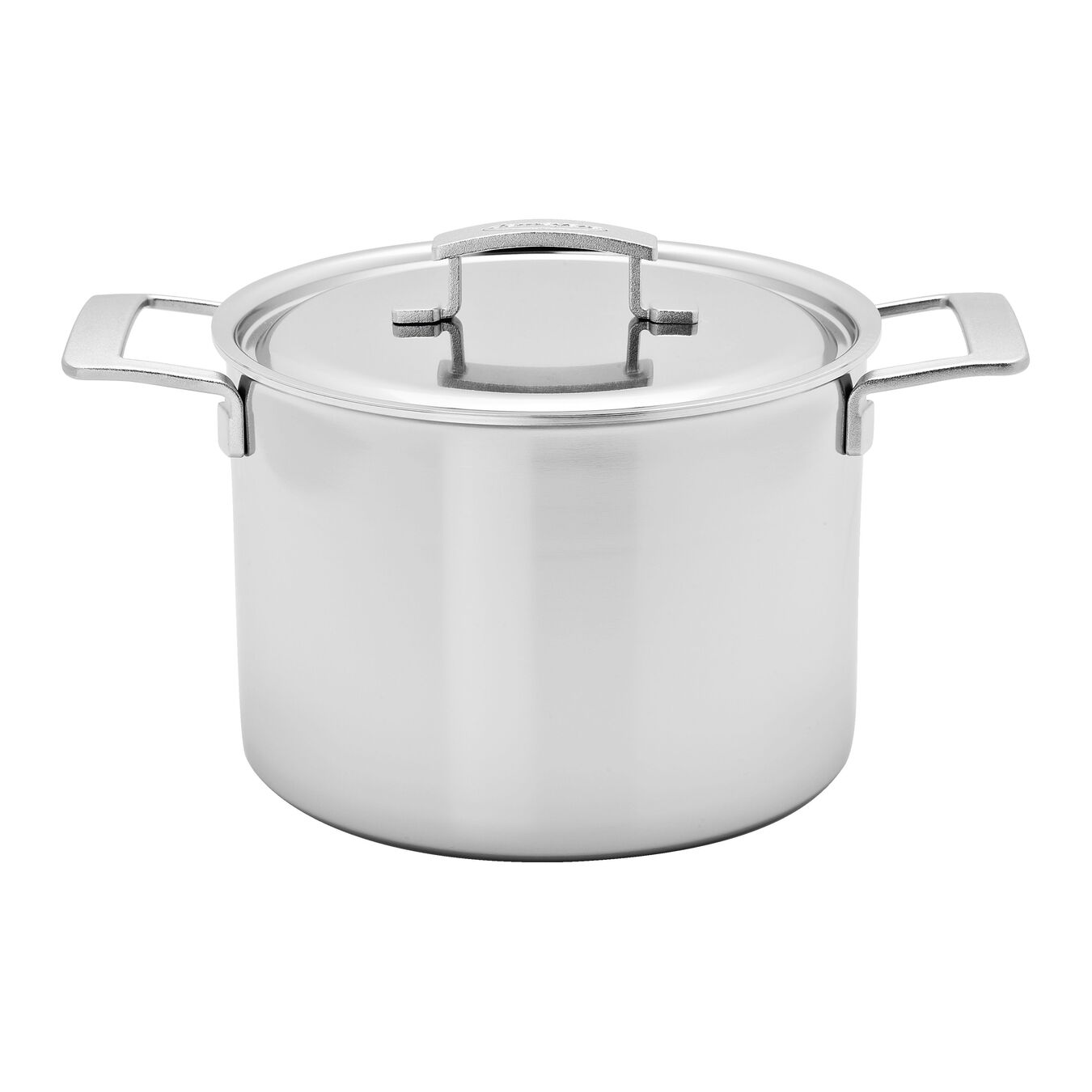 270.5-oz Stock pot with lid, 18/10 Stainless Steel ,,large 1
