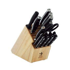 Henckels Forged Premio, 17-pc, Knife block set