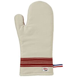 Staub French Line, 2 Piece Cotton Oven glove set, Cherry