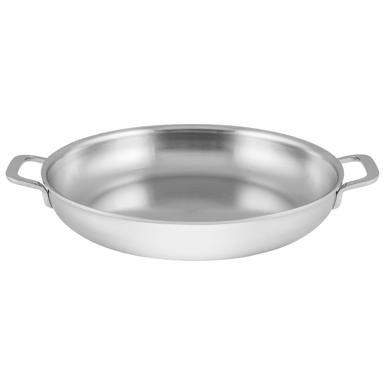 18/10 Stainless Steel Sauteuse, Silver,,large 1