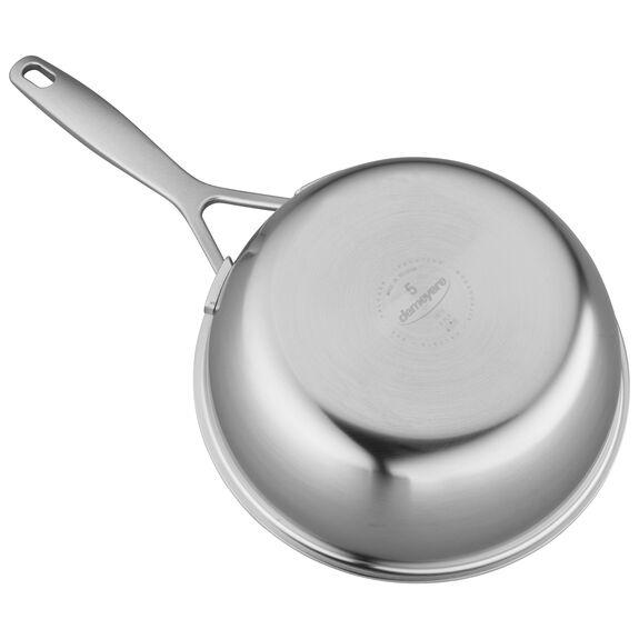 2-qt Stainless Steel Saucier,,large 5
