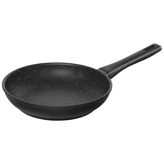 Kızartma Tavası, PTFE | Gümüş-Siyah | Yuvarlak,,large