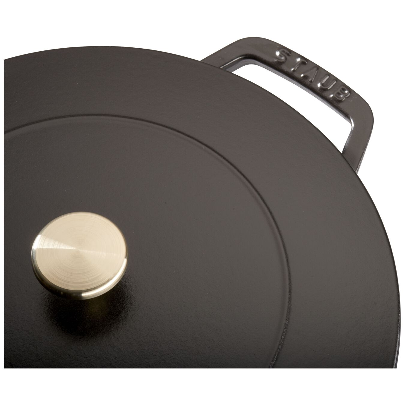 3.75-qt Essential French Oven - Matte Black,,large 5