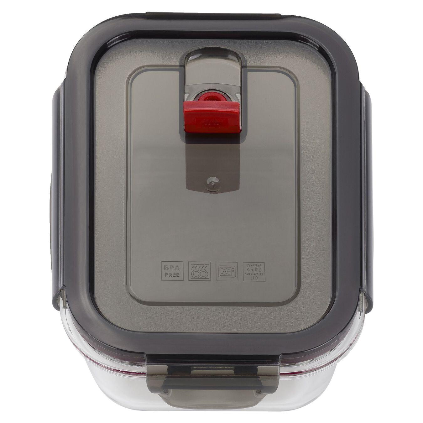 0.6-Qt Rectangular Storage Container,,large 3