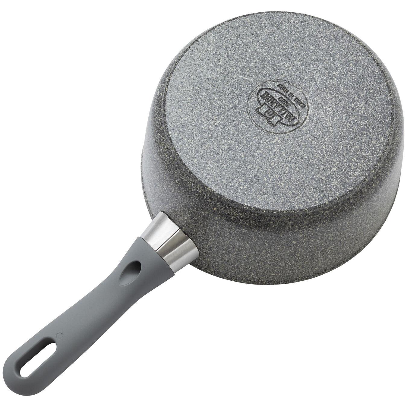 2.75 qt Nonstick Saucepan with Lid, aluminium ,,large 3