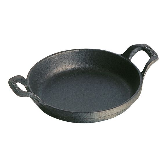 8-inch Cast iron Oven dish,,large