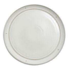 Staub Boussole, 11-inch, Plate, off-white