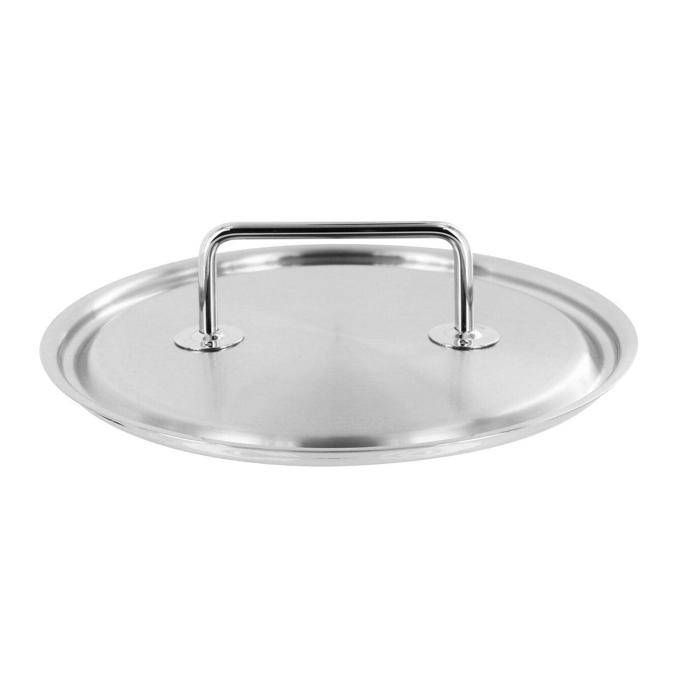 Lid, 24 cm | round | 18/10 Stainless Steel,,large 1