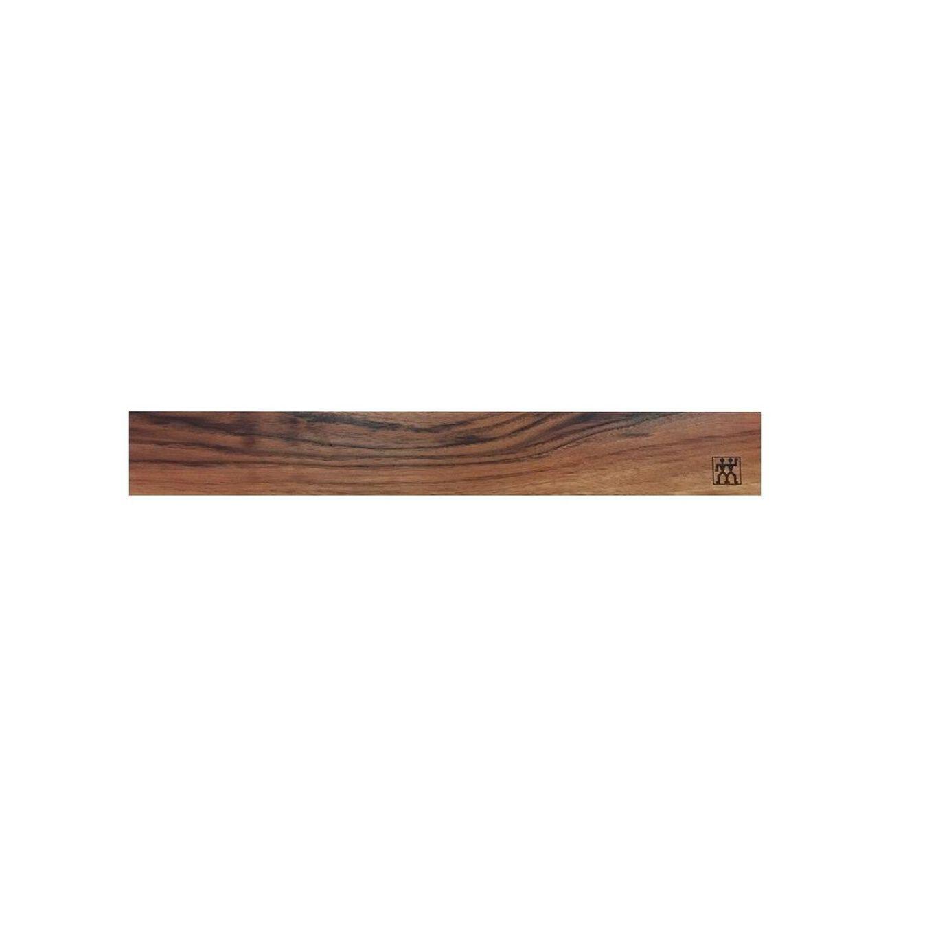 18-inch, Walnut, Magnetic knife bar, brown,,large 1