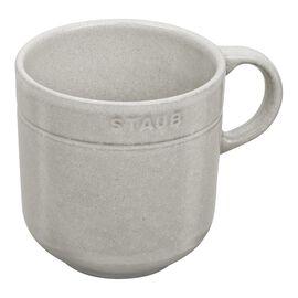 Staub Dining Line, Dessert cup set, 4 Piece | white truffle | ceramic