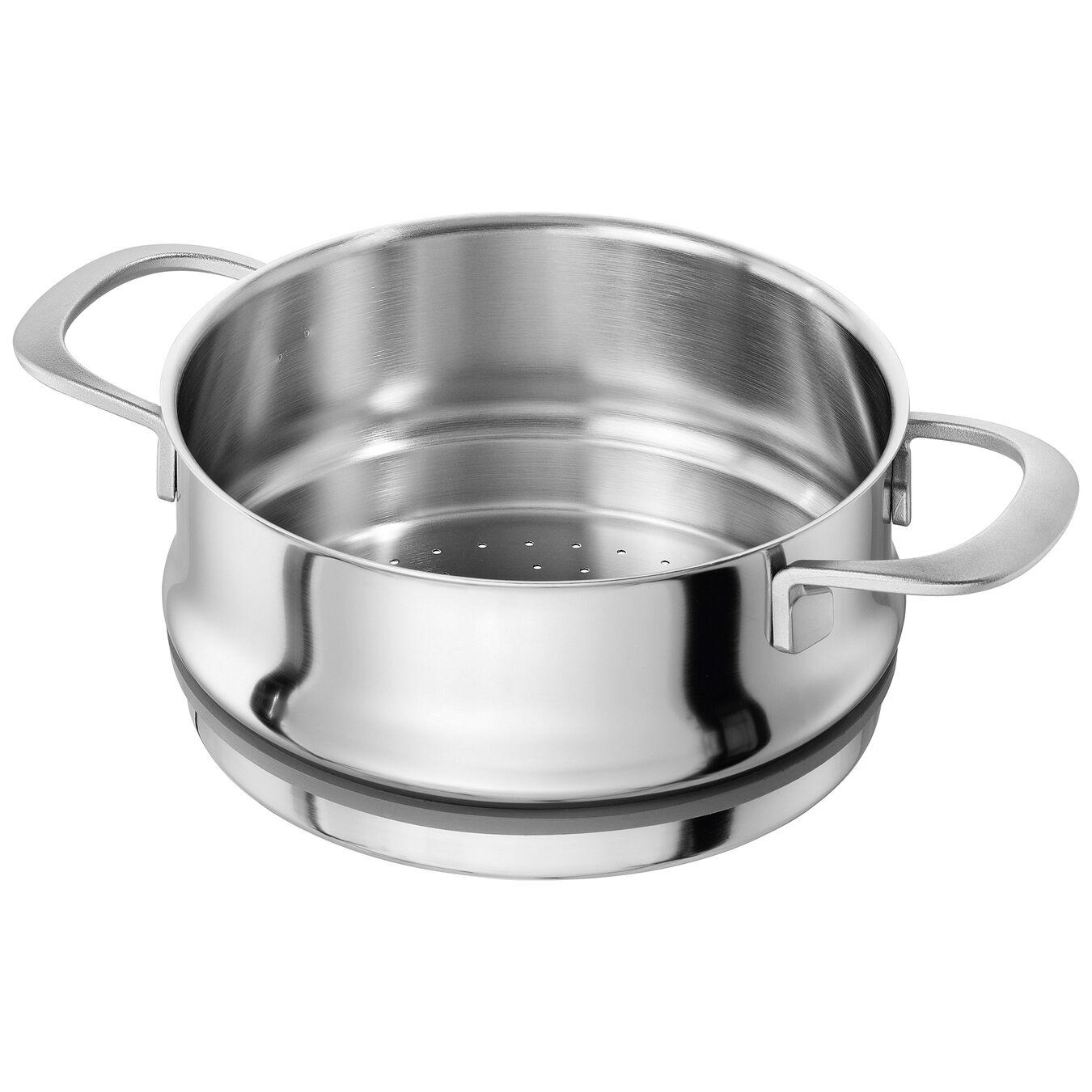 24 cm 18/10 Stainless Steel Insert pour casserole et poêle,,large 1