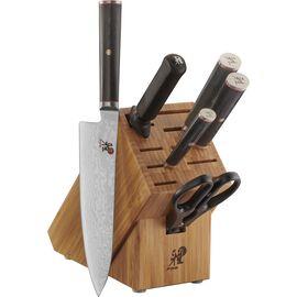 MIYABI Kaizen, 7-pc, Knife block set