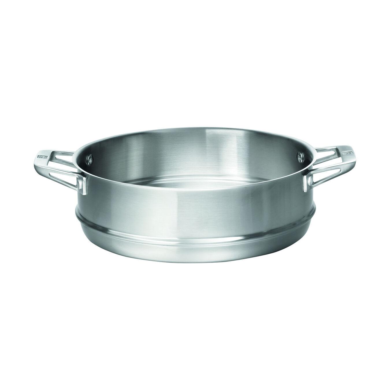 5 qt, stainless steel Steamer insert,,large 1