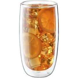 16 oz Beverage Glass 2-pc Set