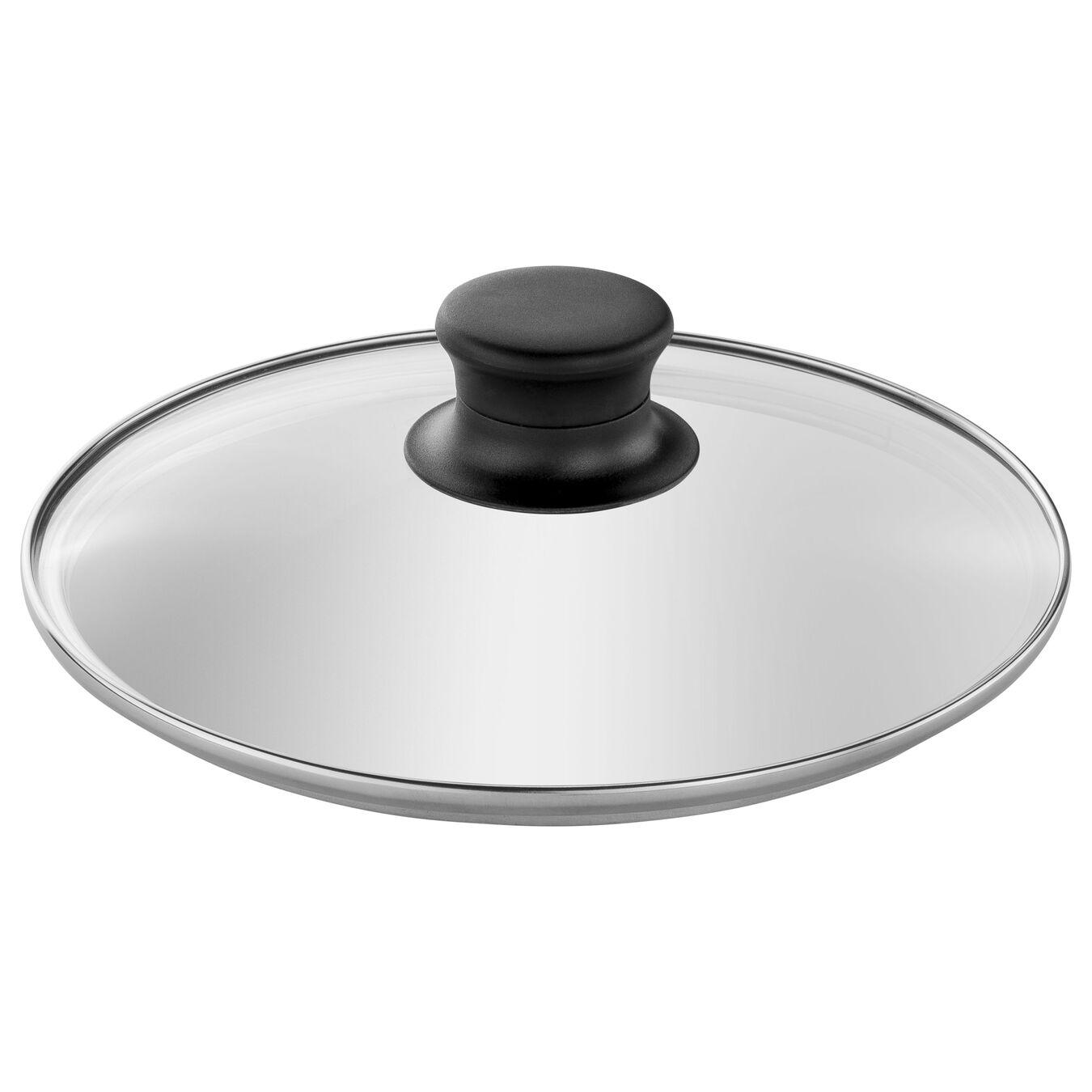 Deckel, 22 cm | rund | Glas,,large 1