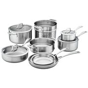 ZWILLING Spirit Stainless, 12-pc  Cookware Set