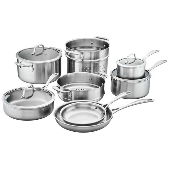 12-pc  Cookware Set,,large