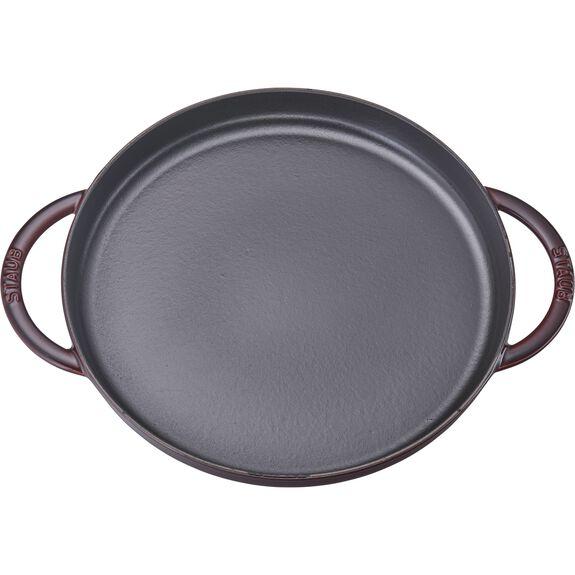 12-inch Enamel Grill pan,,large 3