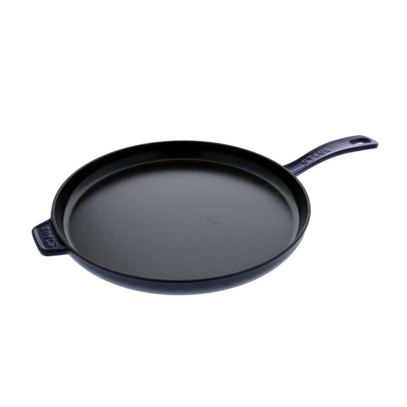 12-inch Cast iron Frying pan - Visual Imperfections,,large