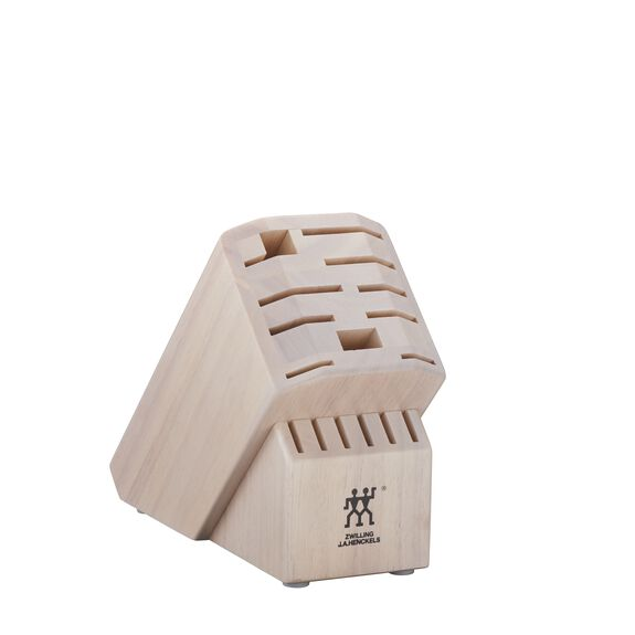 10-pc Knife Block Set - White,,large 2