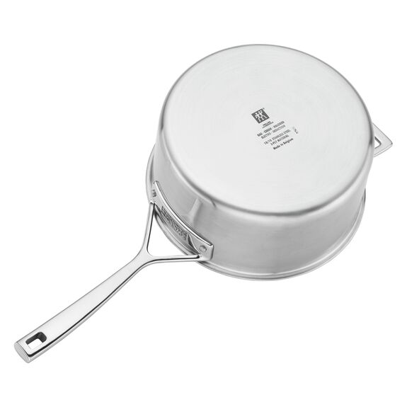 4-qt 18/10 Stainless Steel Sauce pan,,large 4