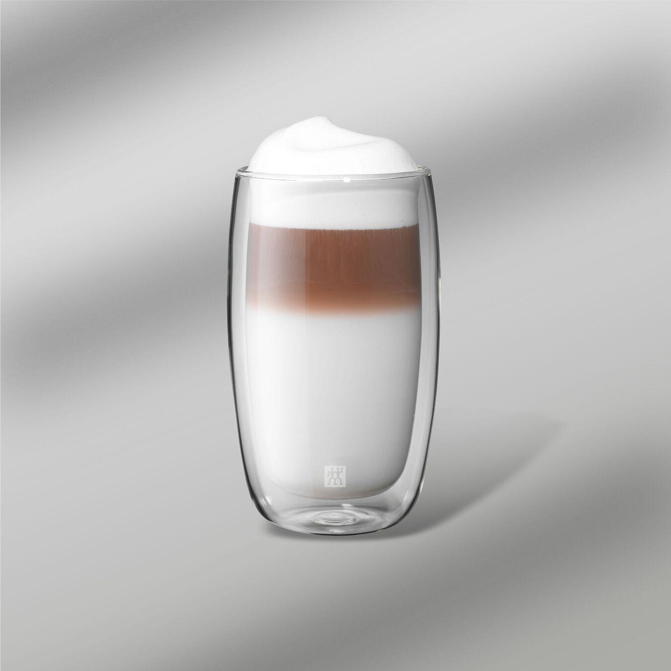 Latte macchiato glazenset, 2-delig,,large 4