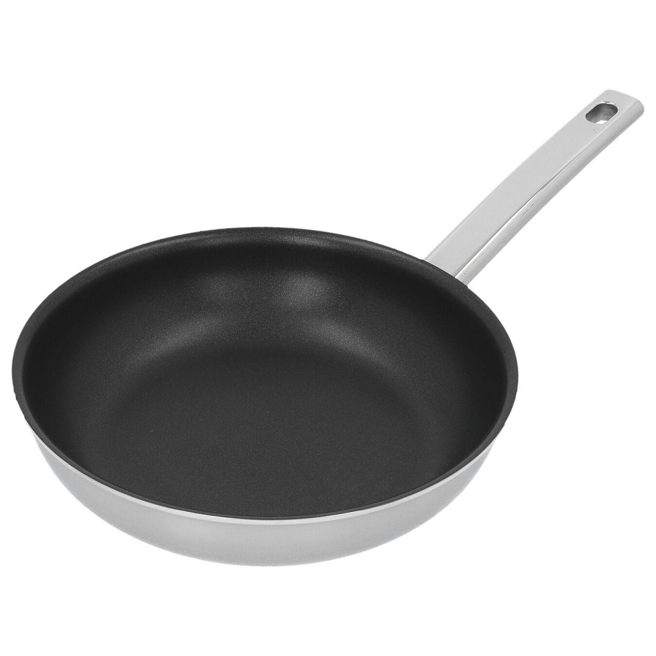 Poêle 20 cm, Inox 18/10, Noir argenté,,large 4