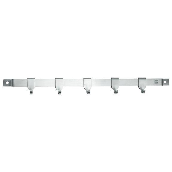 Duvar Askısı, Metalik Gri | 18/10 Paslanmaz Çelik,,large
