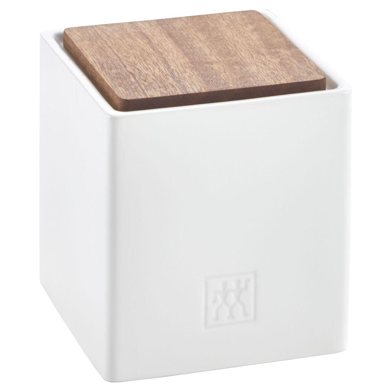 28.75 oz, ceramic, Medium Box with herb Pot and lid ,,large 1