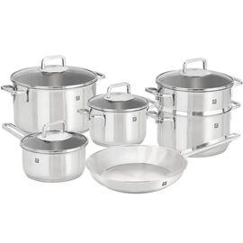 ZWILLING Quadro, 10 Piece 10 Piece Cookware set