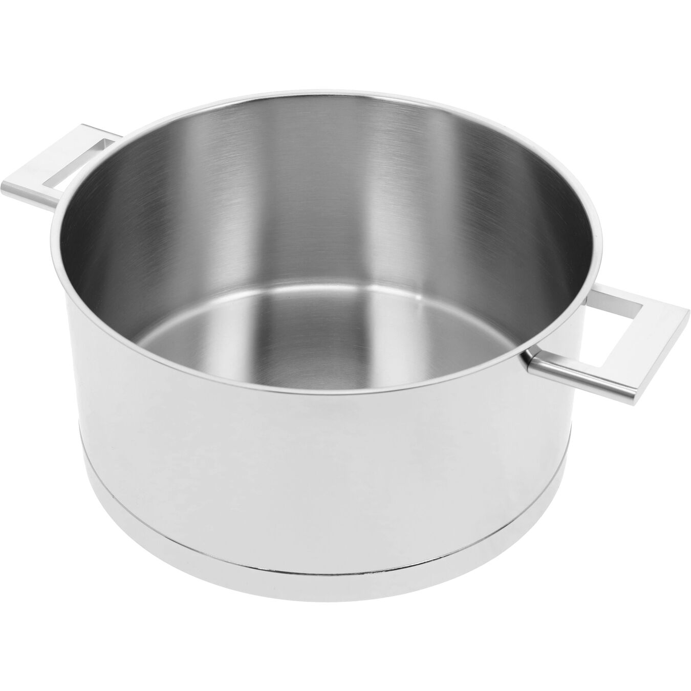 8.9 qt, 18/10 Stainless Steel, Dutch Oven with Lid,,large 5