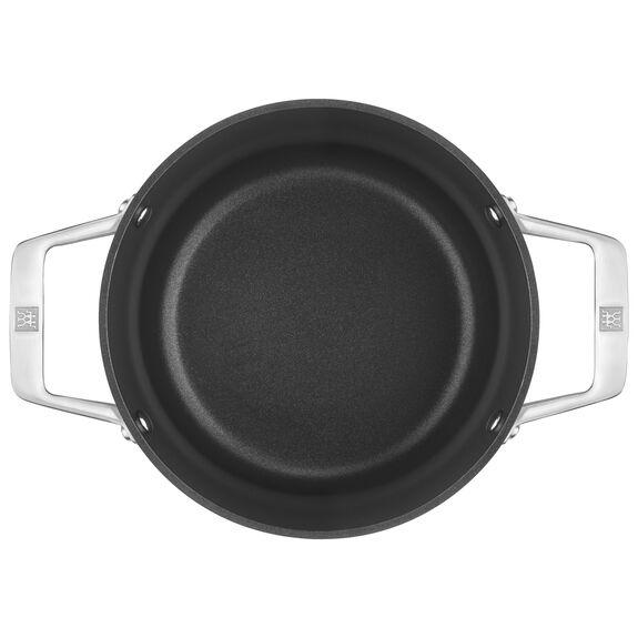 4-qt Aluminum Nonstick Soup Pot,,large 2