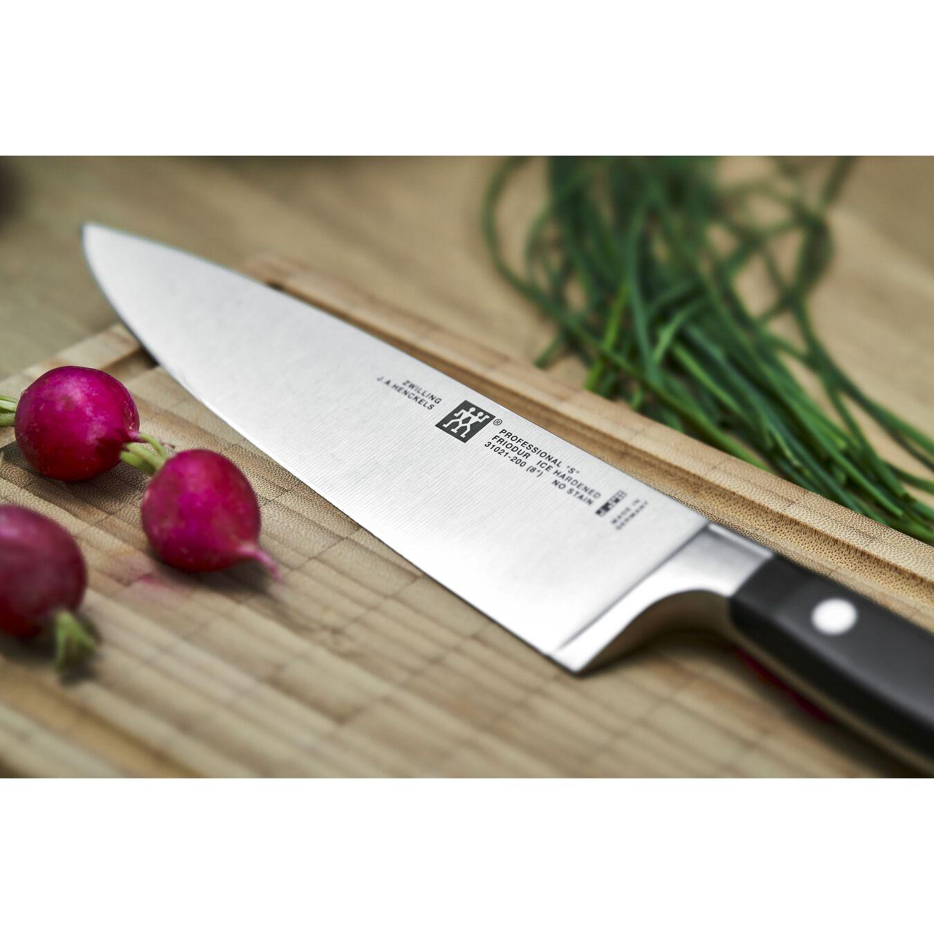 Couteau de chef 20 cm,,large 2