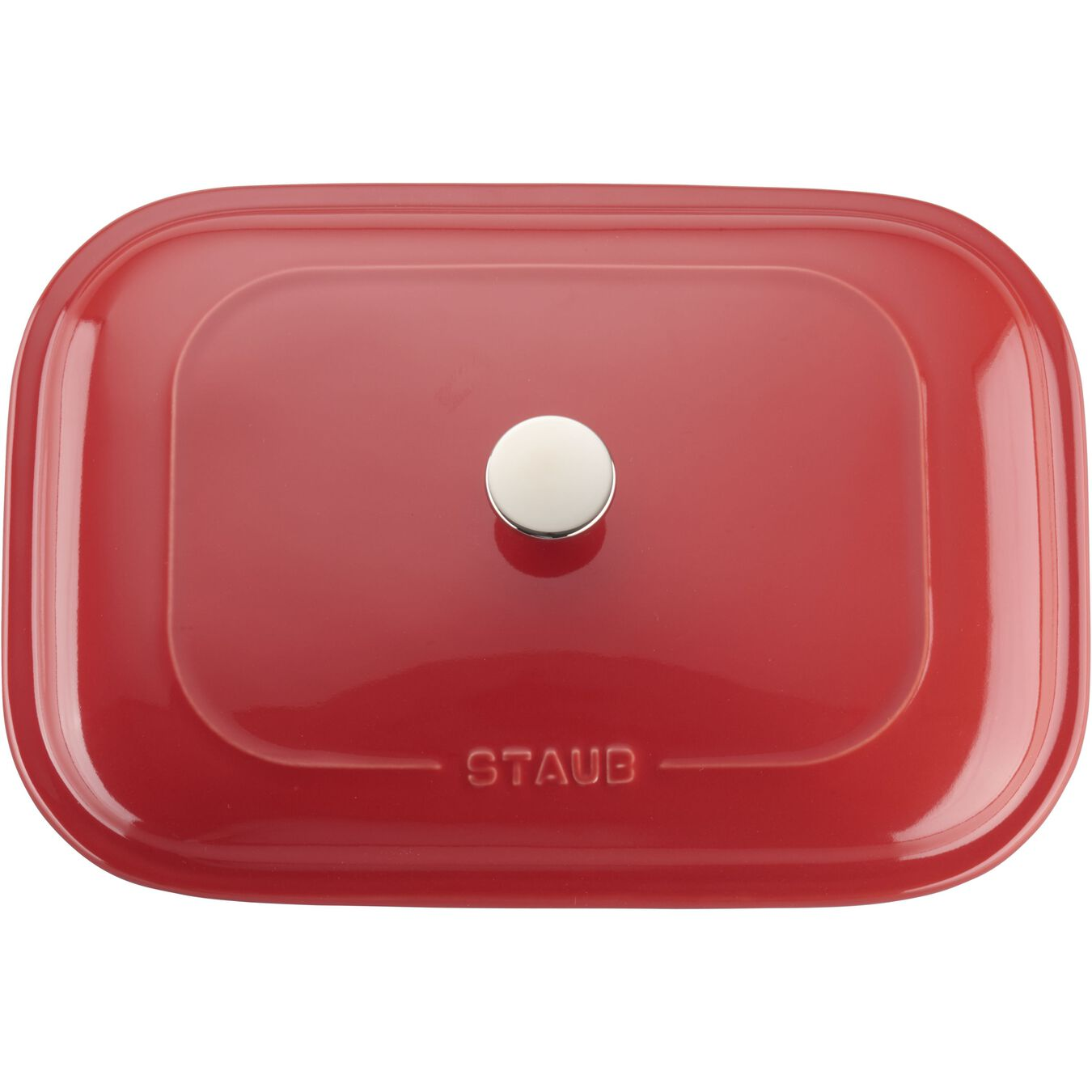 1-inch, rectangular, Special shape bakeware, cherry,,large 3