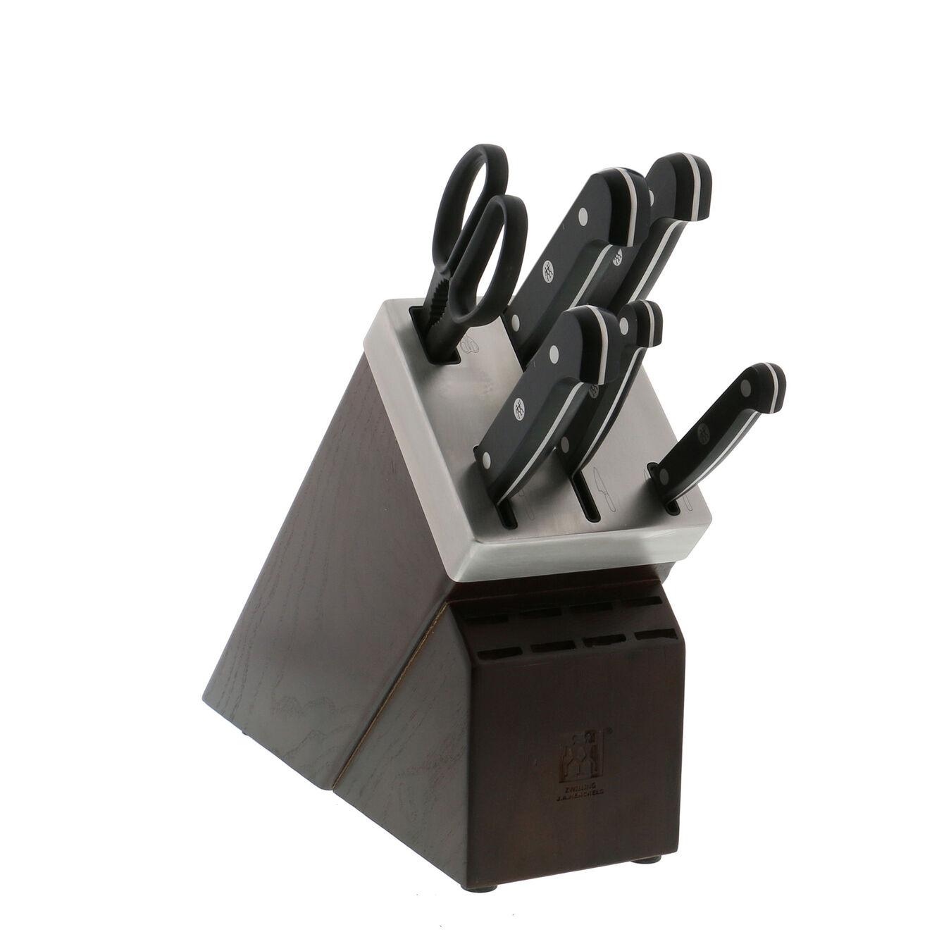 7-pc, Self-Sharpening Knife Block Set ,,large 1