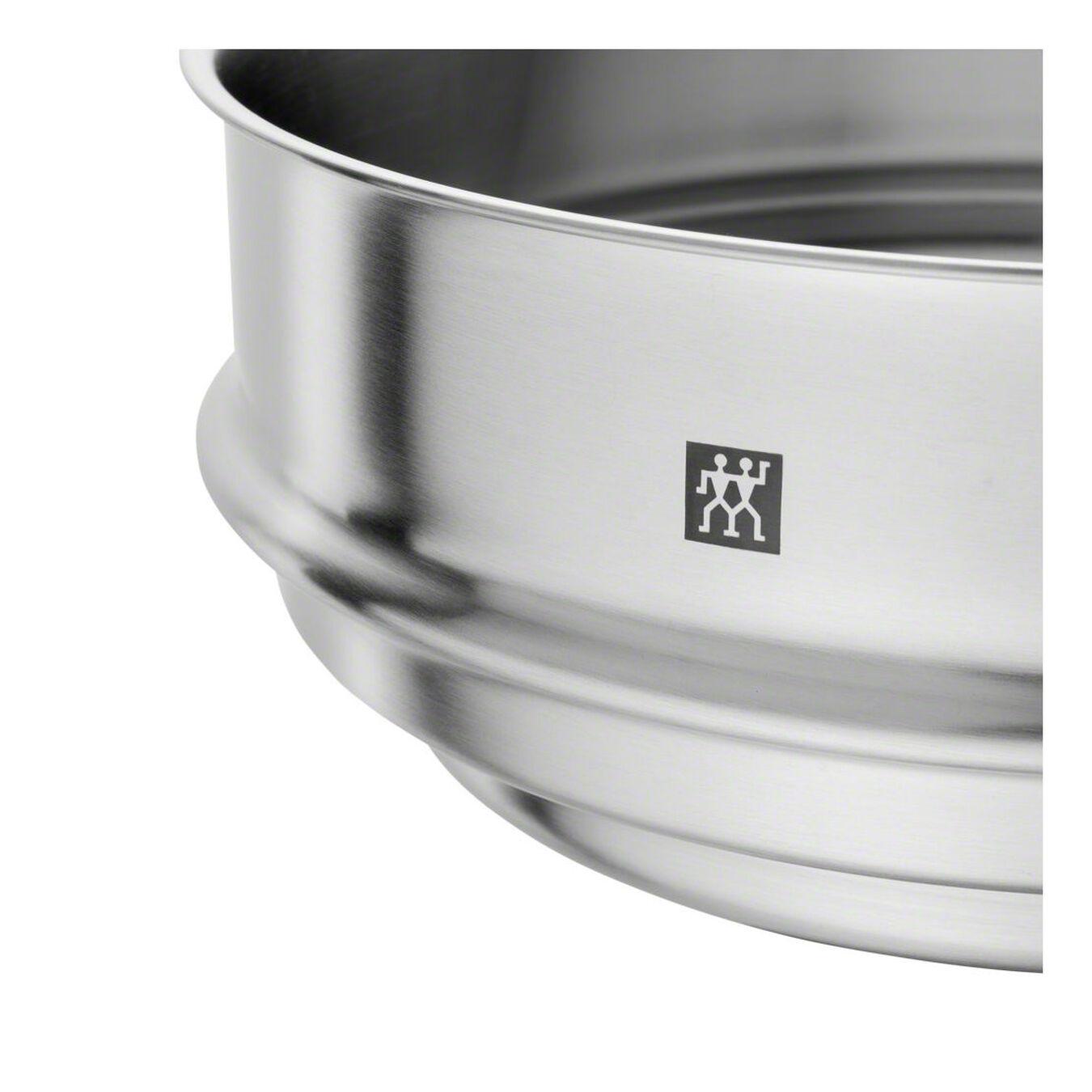 Cestello per cottura a vapore - 24 cm, acciaio,,large 2
