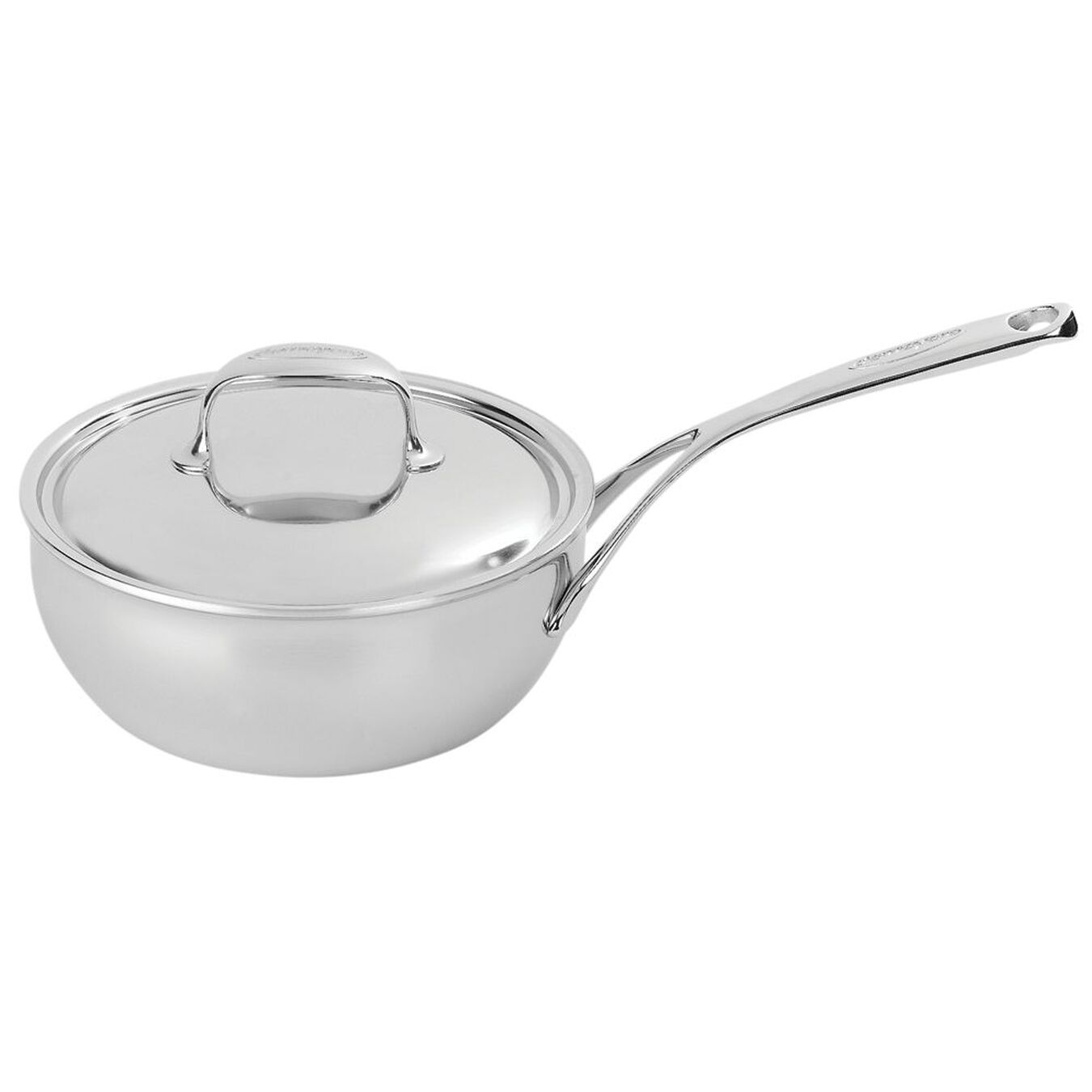 2.1-qt Stainless Steel Saucier,,large 1