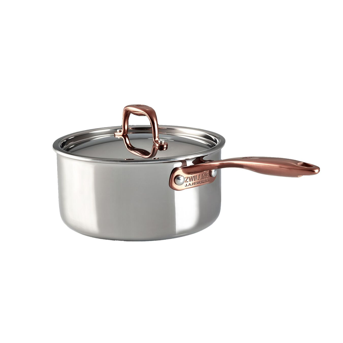 10-pcs 18/10 Stainless Steel Ensemble de casseroles et poêles,,large 3