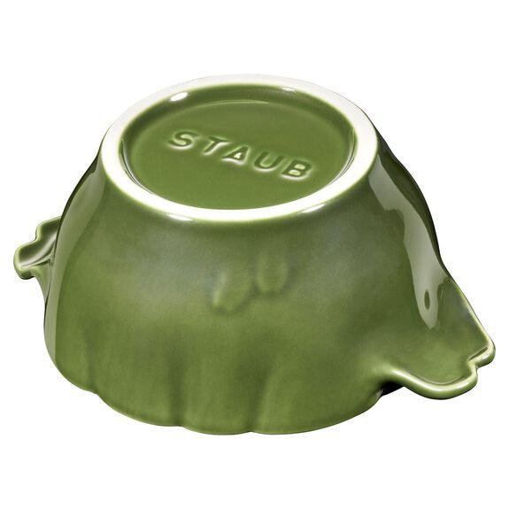 0.53-qt-/-13-x-12-cm Artichoke Cocotte, Basil-Green,,large 10