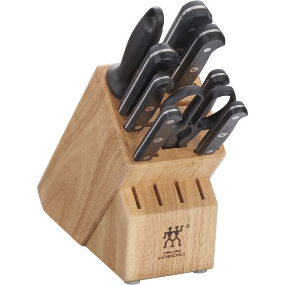 10-pc Knife Block Set, , large 2