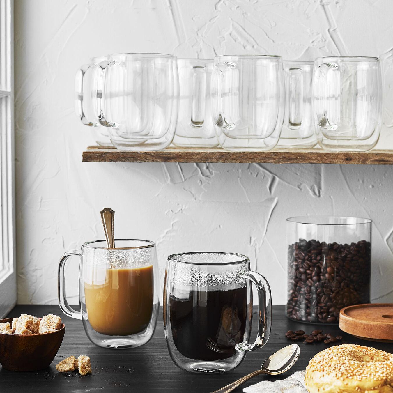 8-pc, Coffee glass set,,large 6