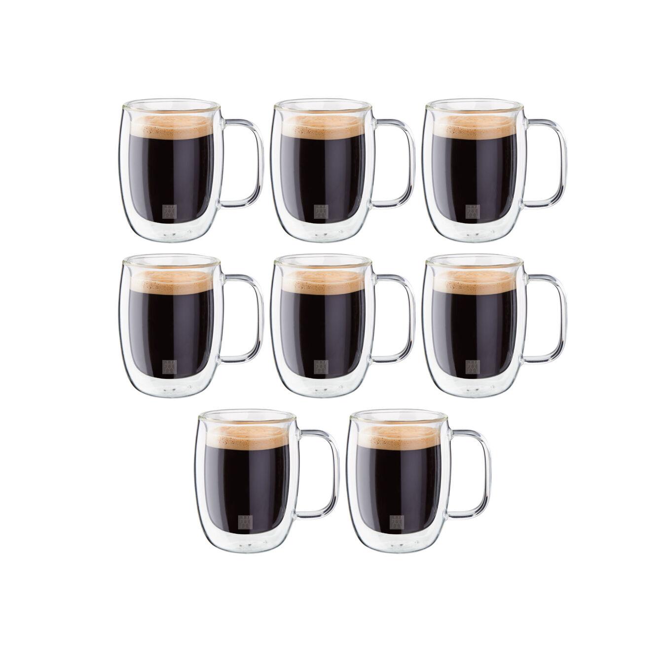 8 Piece Espresso Mug Set - Value Pack,,large 2