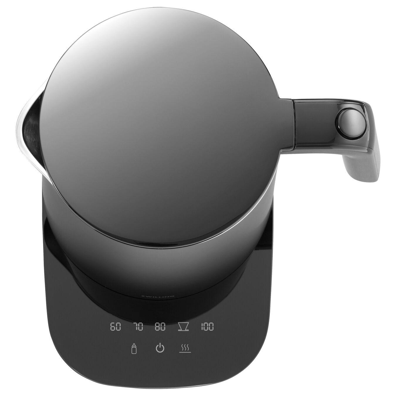 Bouilloire électrique Pro, 1,5 l, Noir,,large 6