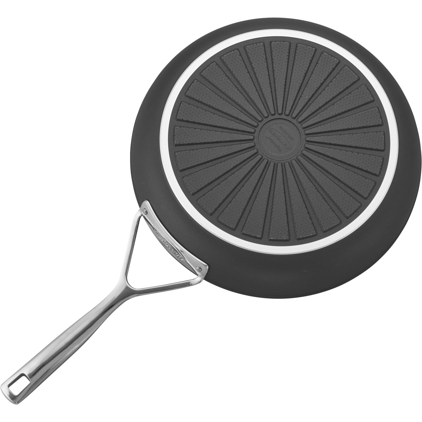 12-inch Aluminum Nonstick Fry Pan,,large 3
