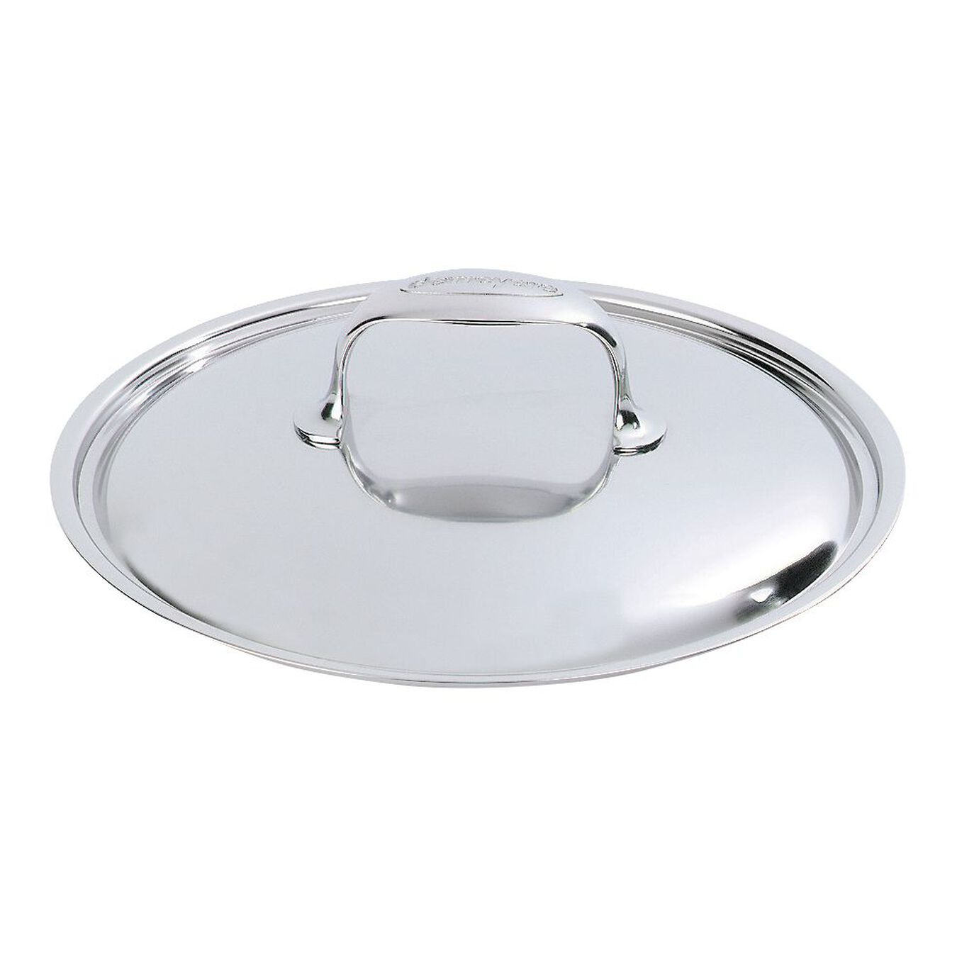 Couvercle, Rond(e) | Inox 18/10,,large 1