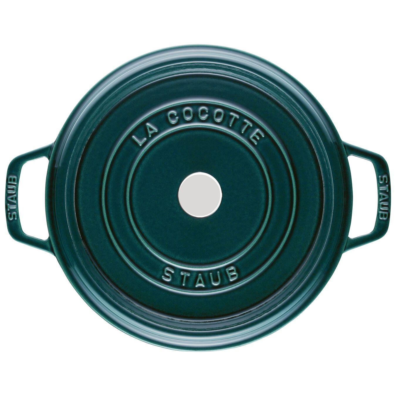 Cocotte 26 cm, Rond(e), La-Mer, Fonte,,large 3