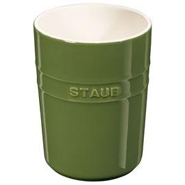 Staub Ceramics, Utensil holder, basil